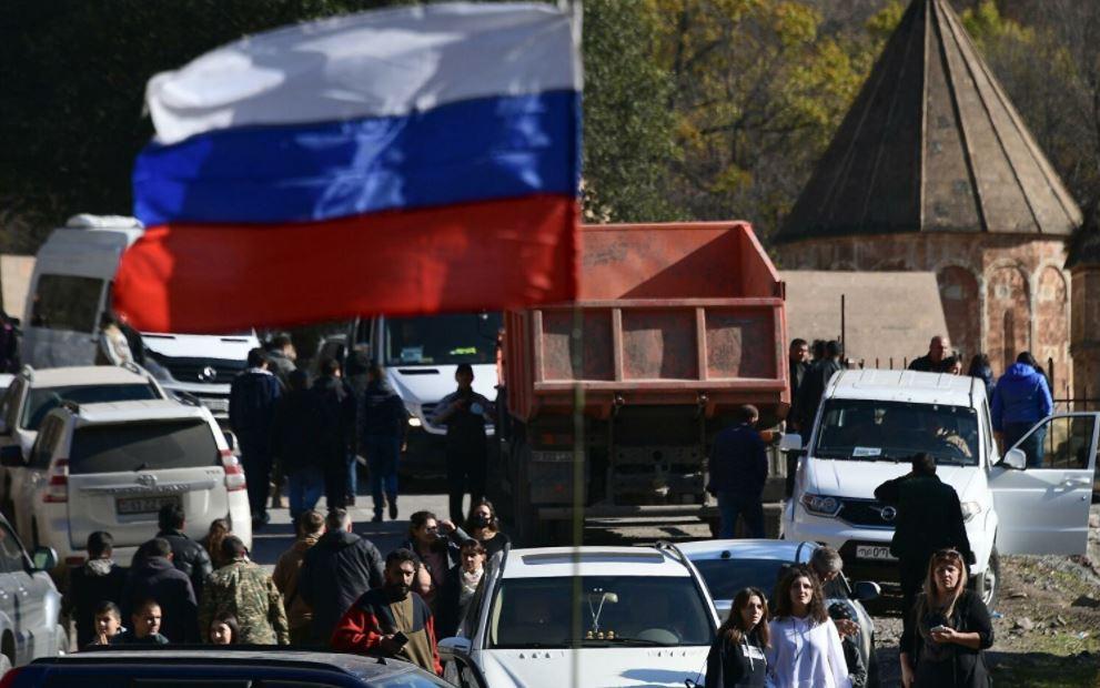Россия в Нагорном Карабахе: миротворец или незваный гость?...