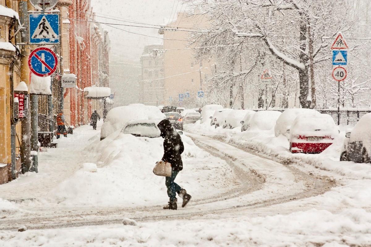 Заметет ли Петербург снегом в грядущем декабре