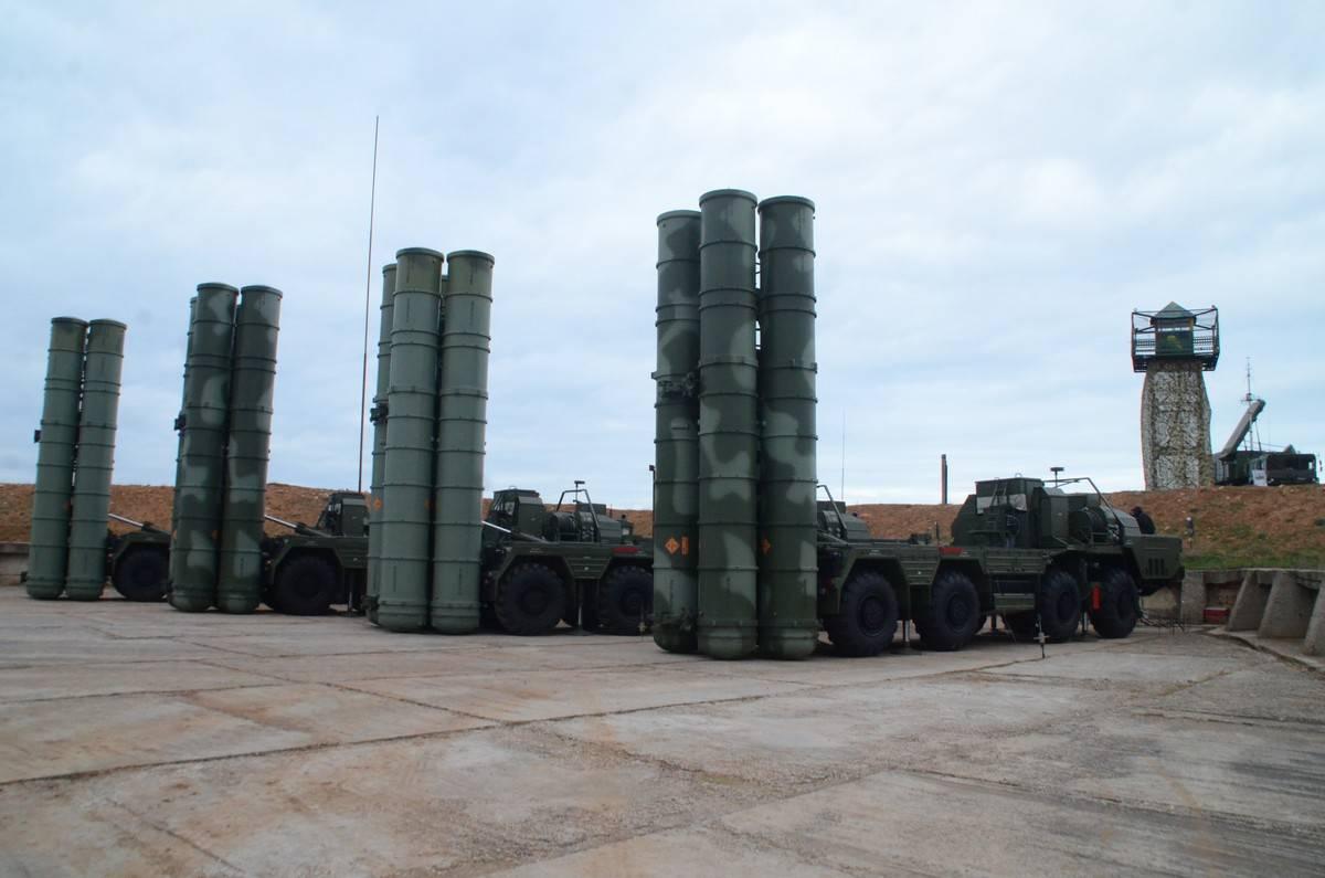 В 2021 году ВС РФ получат С-500 «Прометей» в разы превосходящий западные образцы...