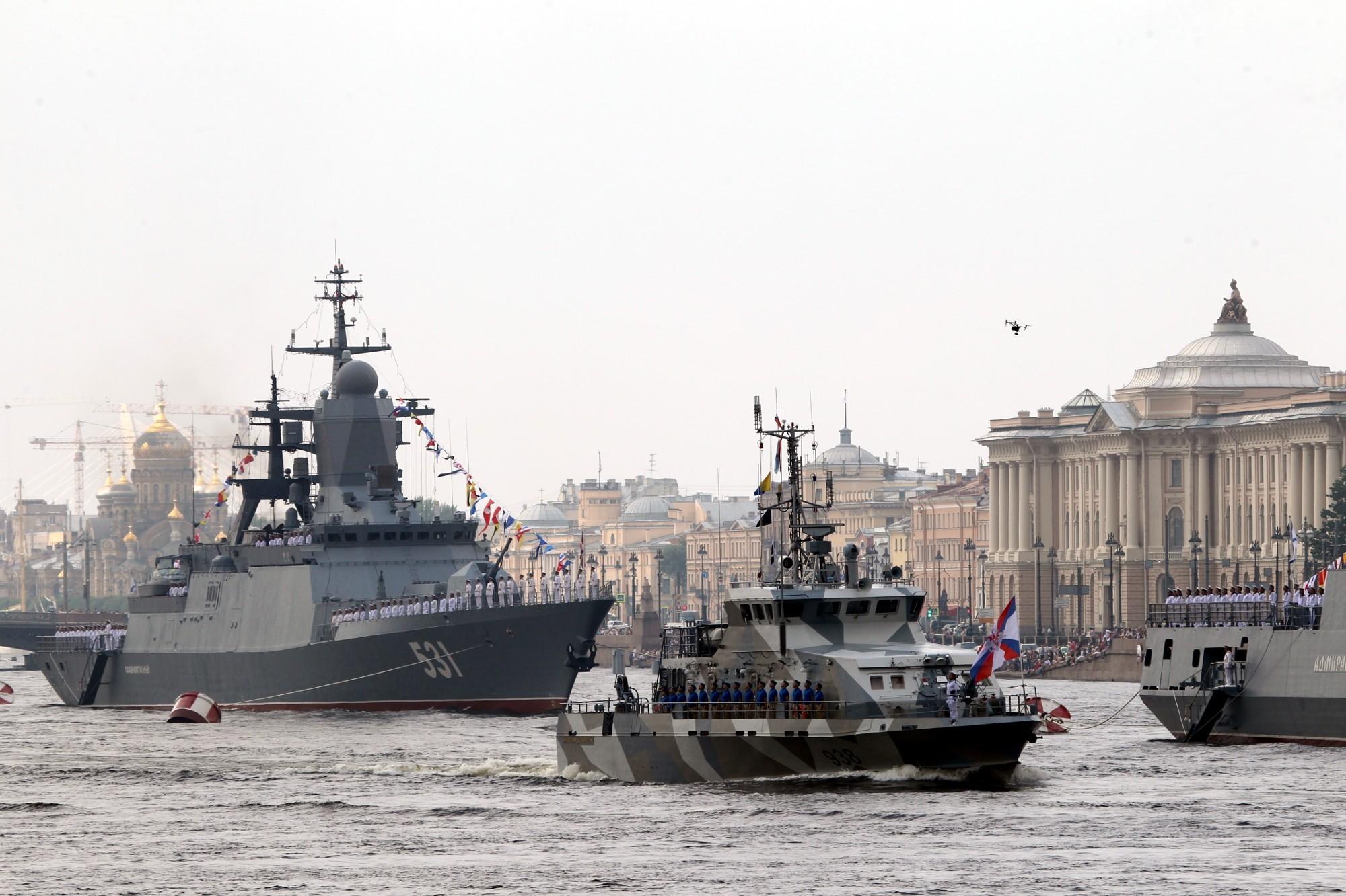 ТОП-5 опаснейших российских кораблей...