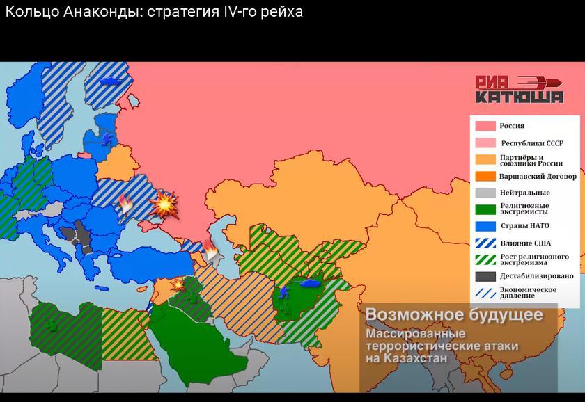 Петля Анаконды почти затянута: президентом Молдавии станет сотрудница фонда Сороса 4