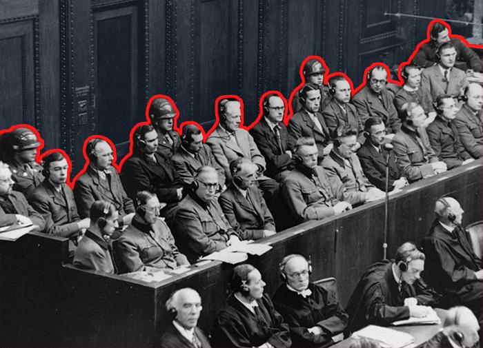 Суд, всколыхнувший мир: 75 лет Нюрнбергскому процессу...