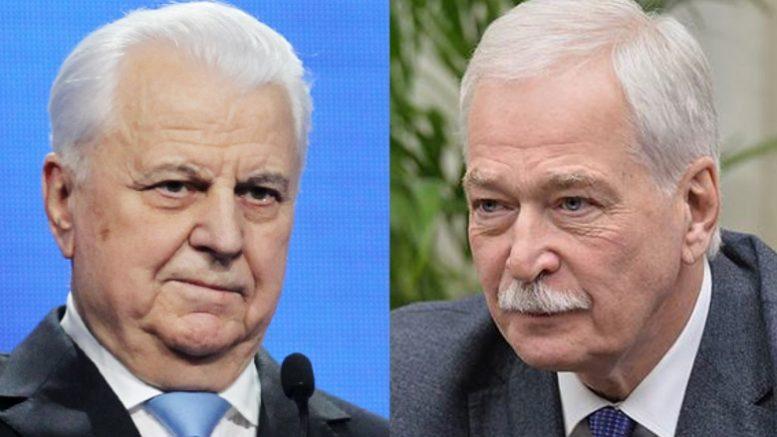 В ЛНР рассказали о споре Грызлова и Кравчука по