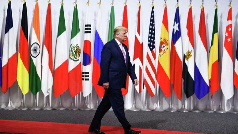 «Большая двадцатка» прощается с Трампом — или с Америкой?