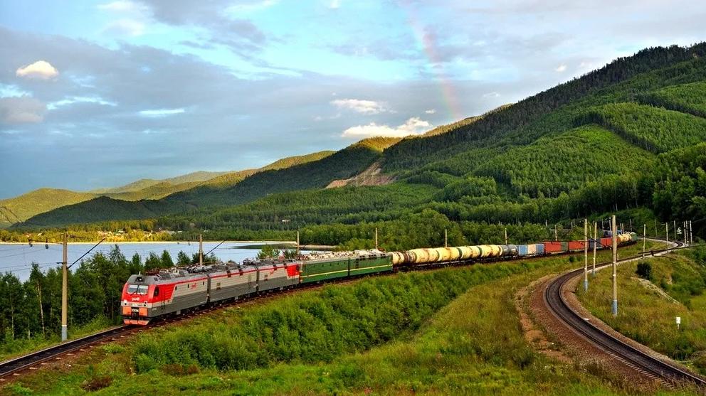 日本对西伯利亚大铁路的运输潜力感兴趣