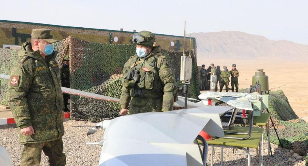 Итоги прошедших совместных учений России и Таджикистана...