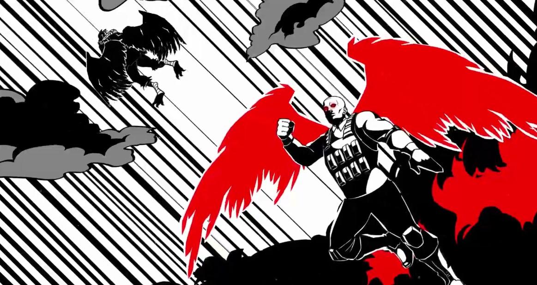 В Сети появилась новая часть комикса про супергероя Вагнера