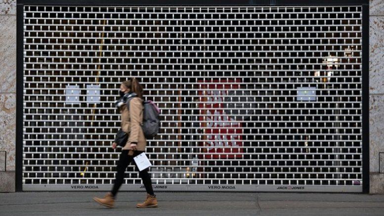 В Германии из-за коронавируса стартует самый жесткий локдаун в истории