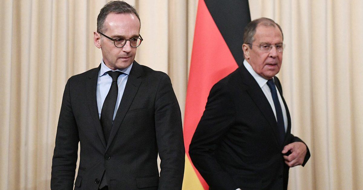 Россия приравняла Германию к Прибалтике