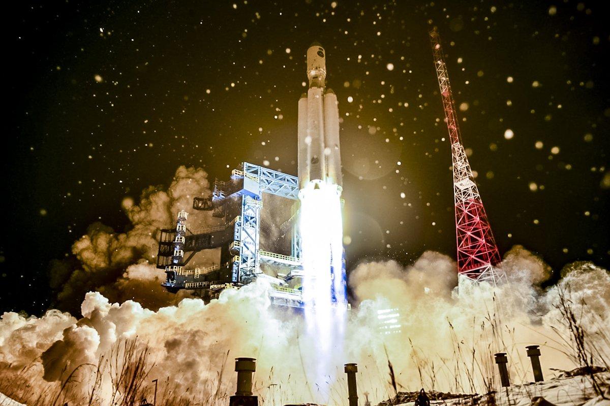 Ракета-носитель «Ангара-А5» усилит спутниковую группировку России