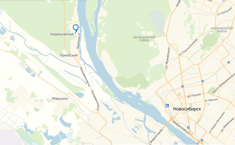 Под Новосибирском найден древний город.