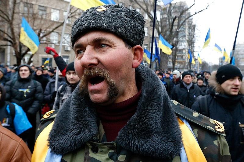 Украины нет. Есть украинство