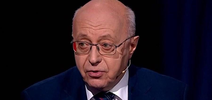 Сергей Кургинян: Это — психиатрия!