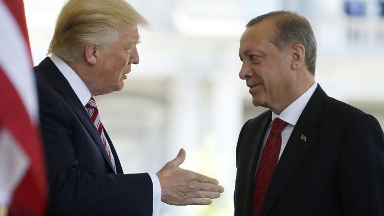 «А ещё они называли тебя земляным червяком»: США натравливают Эрдогана на Путина