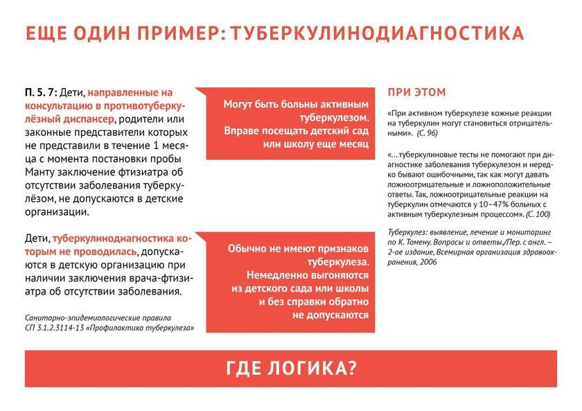 Прививочное лобби в РФ исполняет указания ВОЗ 7