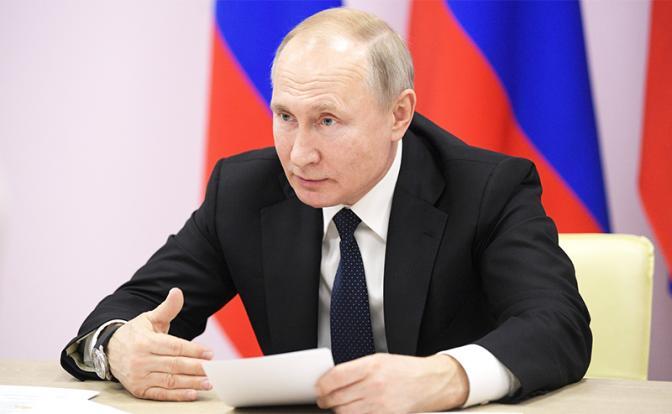 Путин попросил соседей вернуть должок