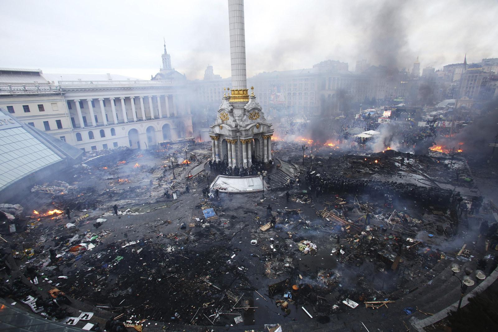 One America News: конец эпохи Евромайдана