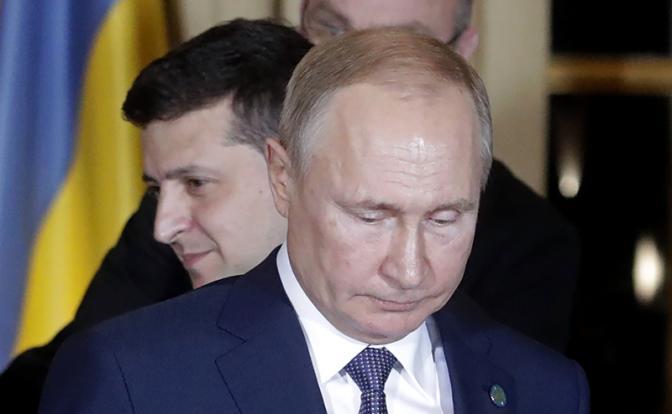 «Европа оставила Украину один на один с Путиным»