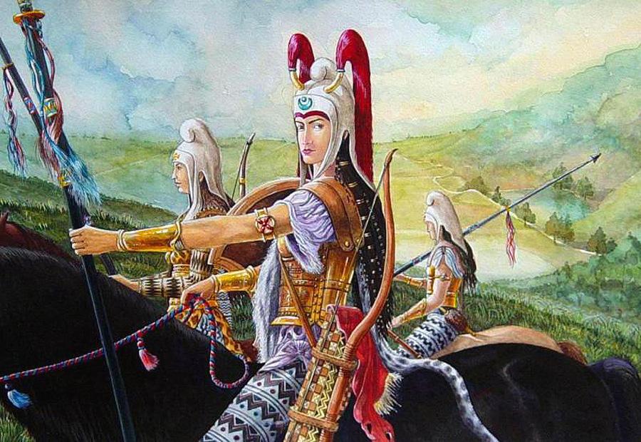 Чей был Крым в древности? | Блог alternativehistory | КОНТ