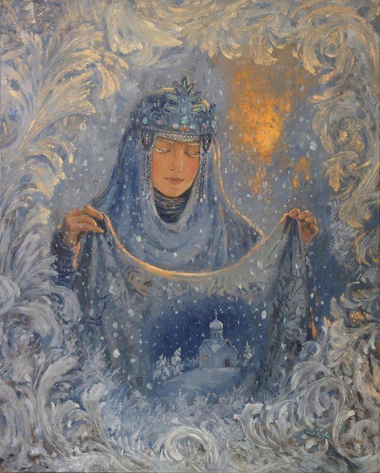 Русский Покров, отмечаемый 1 (14) октября.
