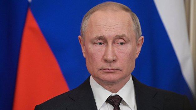 Обращение Путина: три источника, три составные части