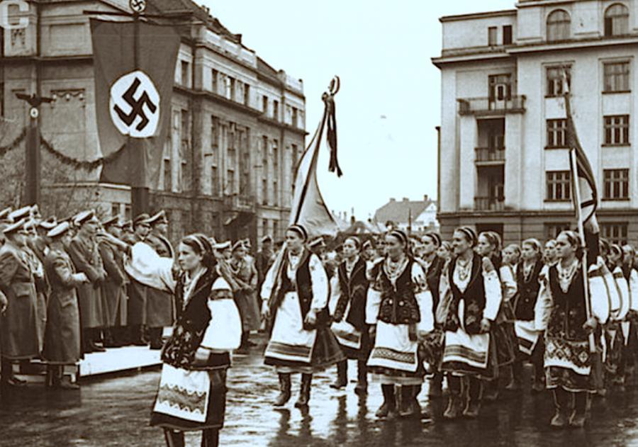 1941 год. Украина.