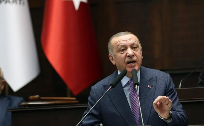 Эрдогана загнали в угол: Или война с Путиным, или новый переворот