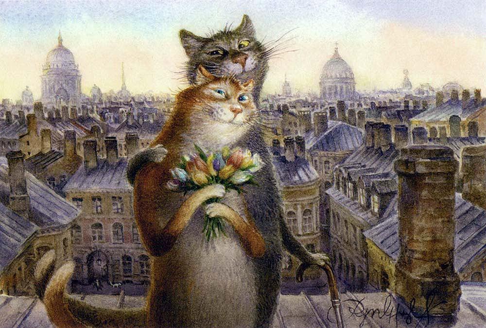 кошки санкт-петербурга картинки представлены виды изделий