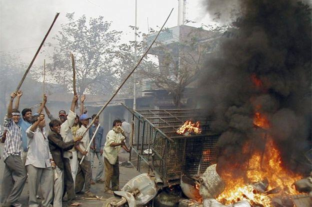 Антимусульманские погромы в Индии стали результатом провала спецслужб 4