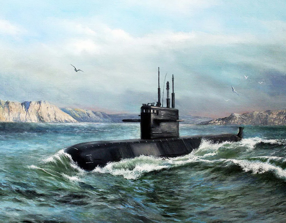 Фото с днем моряка подводника