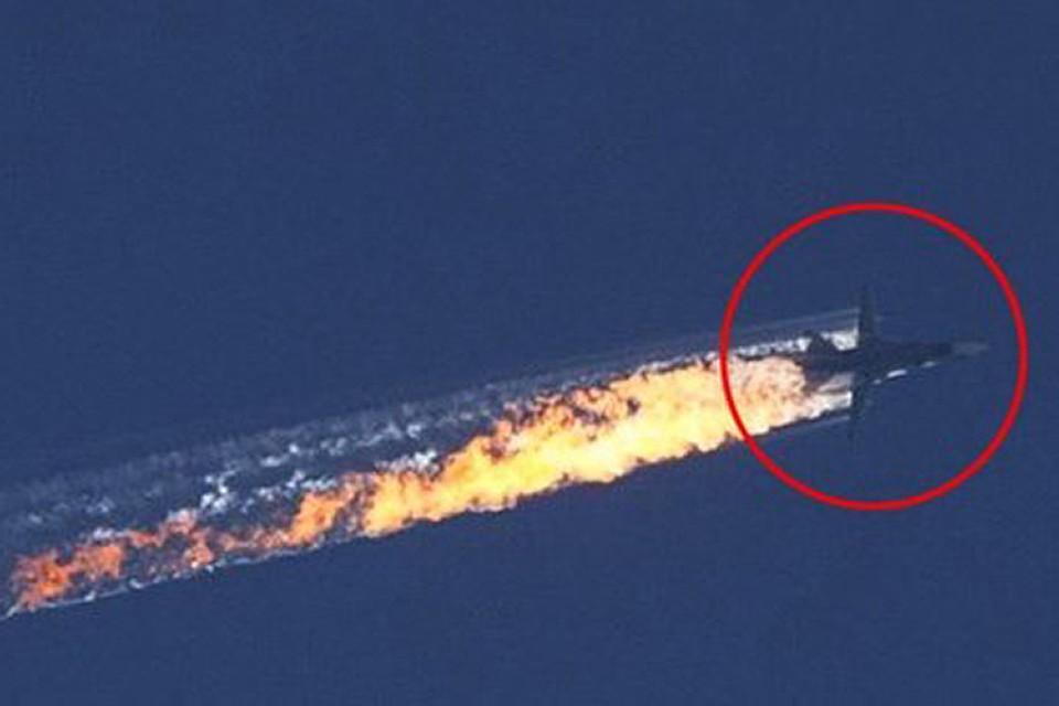 Про два сбитых сирийских Су-24 и поиски мальчика