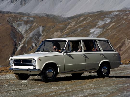 Невероятные приключения итальянцев в России или Кто построил ВАЗ?
