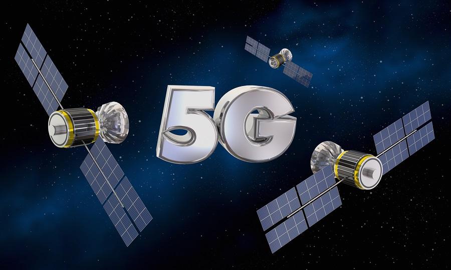 Развертывание 5G для запуска 20 000 спутников, покрывающих Землю опасным микроволновым излучением 5G-satellites