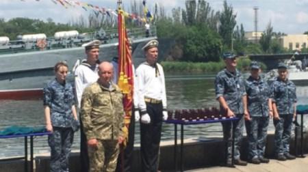 Морская пехота Украины - смех сквозь слезы...