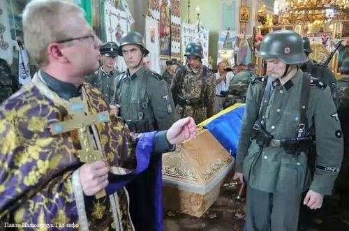 Как добиться еврейской признательности за ревностную службу фашизму 7