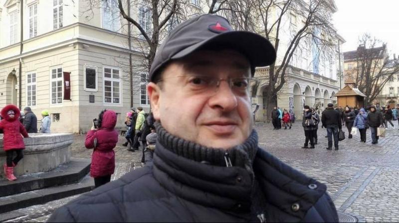 Свидомый украинец Ян Валетов разочаровался в