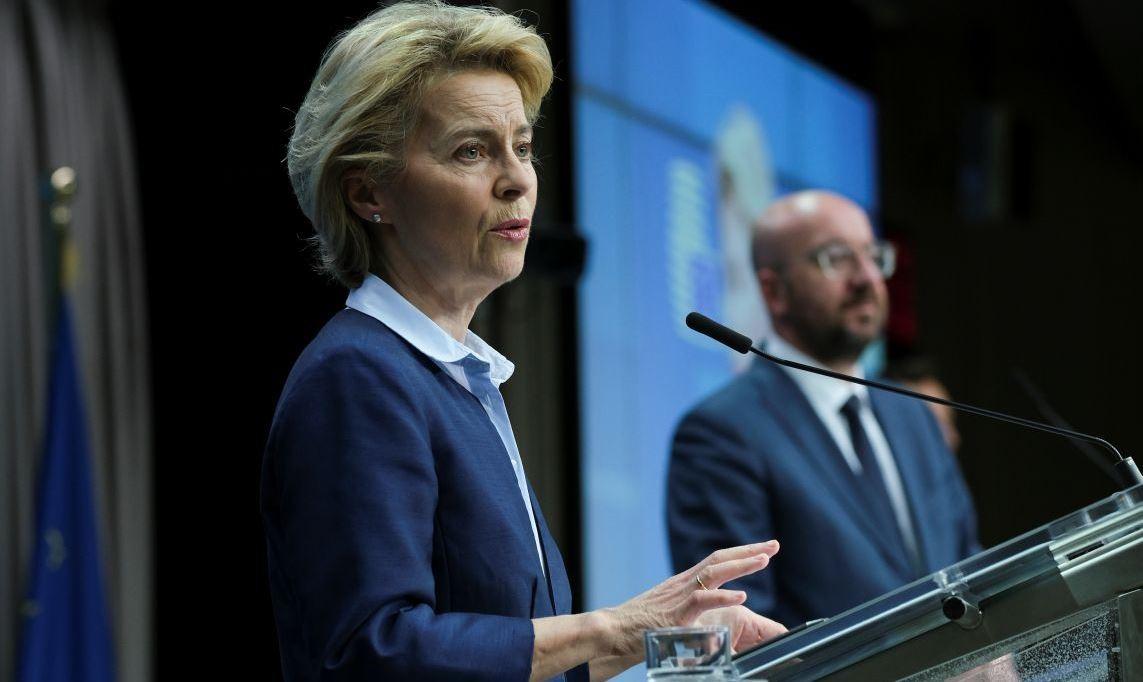 Скандал в европейском семействе: о возможных санкциях против Германии