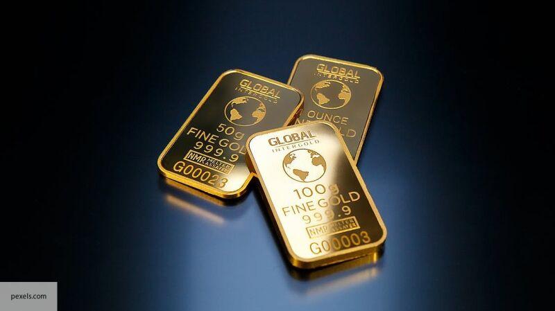 В США зафиксированы беспрецедентные манипуляции с ценами на золото