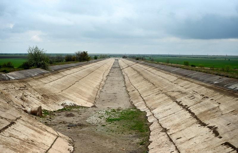 Полная блокада Крыма и неподконтрольной части