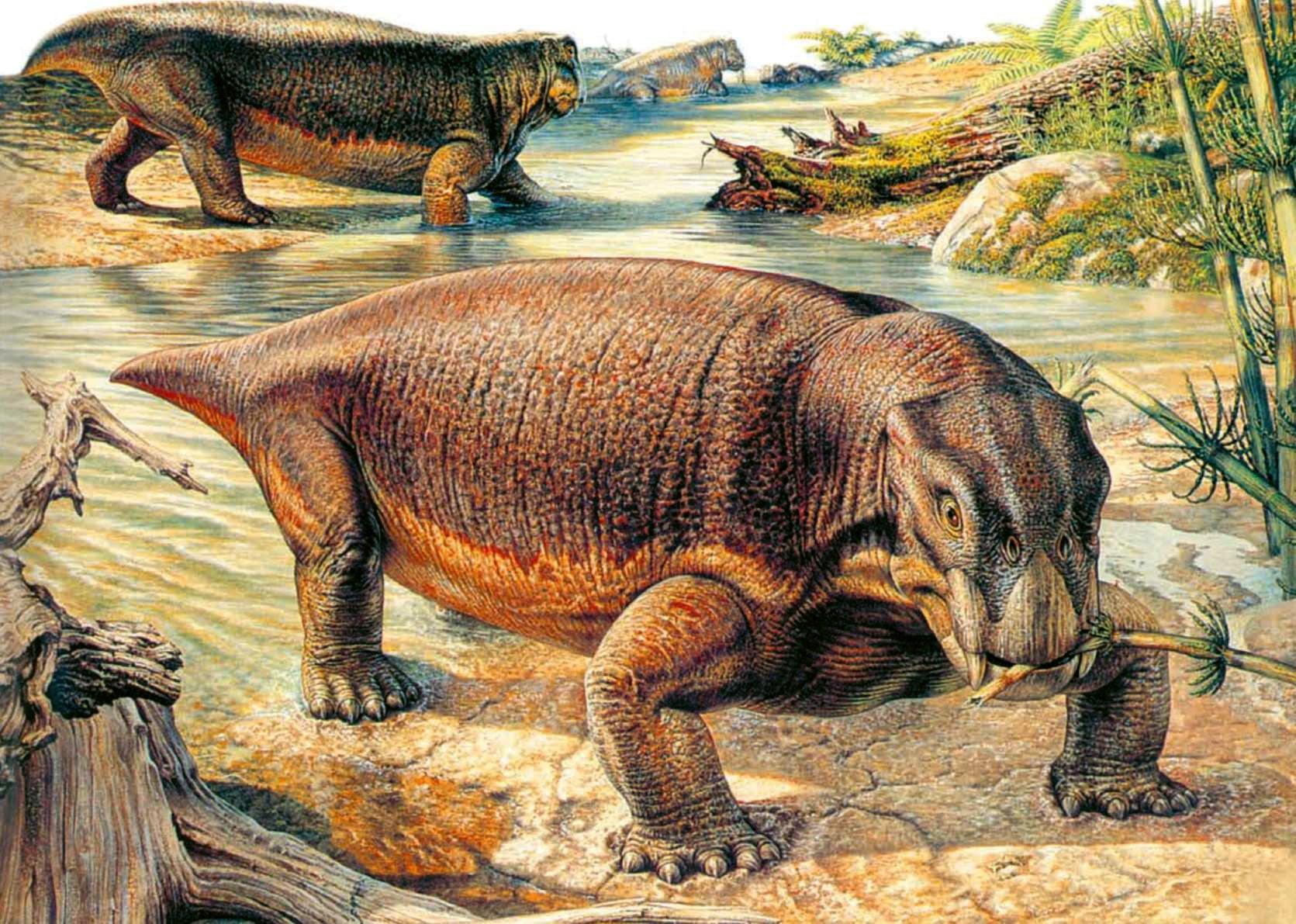 доисторические животные смотреть картинки многие знают