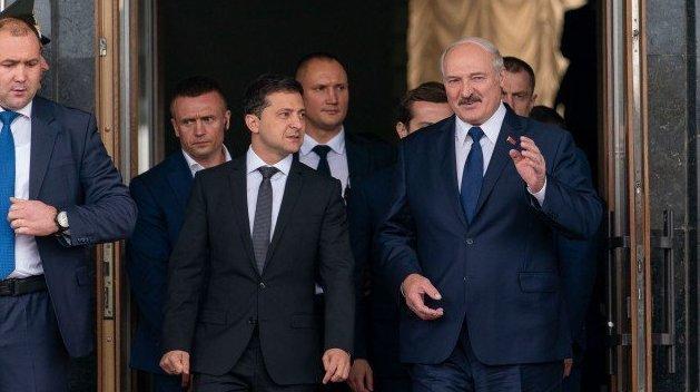 Зеленский, Лукашенко и Парад Победы