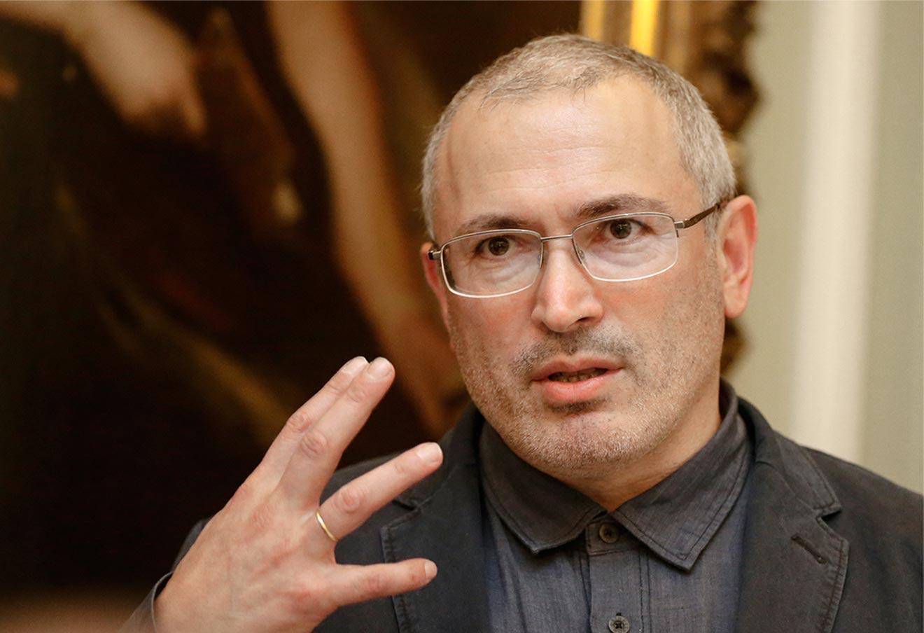 «НЕТ!» Ходорковского и незаконный митинг в Москве – жизнь их ничему не учит