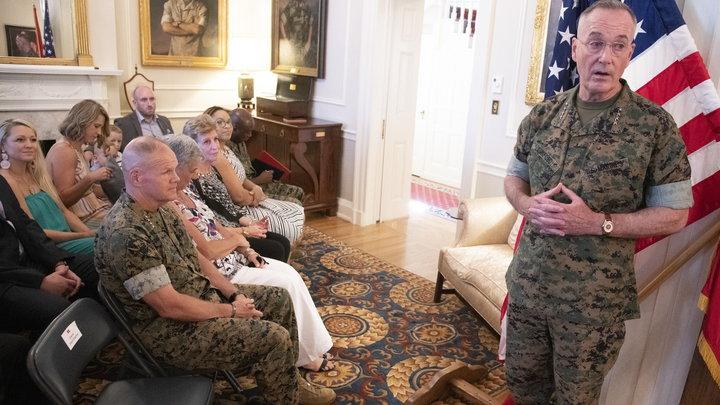 Откровенный ответ серба о сильнейшей армии в мире стёр улыбку с лица генерала США