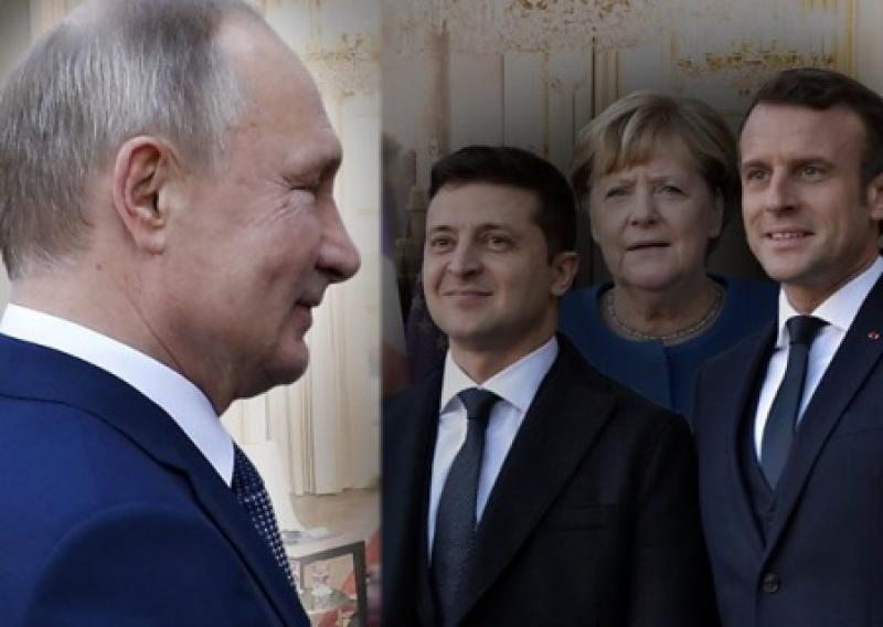 Предпродажная подготовка Украины. Как Зеленский попал в ловушку Путина