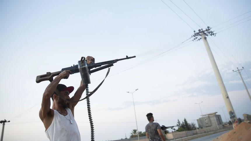 """США так надеялись на """"русский след"""" в Ливии, что упустили египетский"""