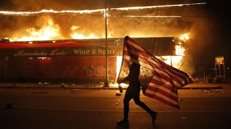 США опять избежали революции