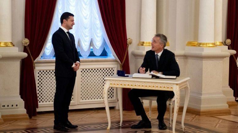 Украину возьмут в НАТО, но как Югославию — по частям