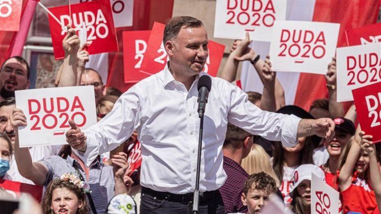 Выборы в Польше проиграли Меркель и Зеленский