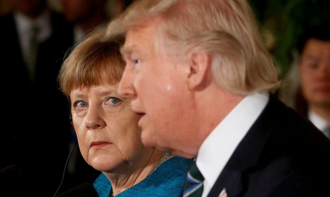 «Северный поток - 2» отдаляет Европу от США