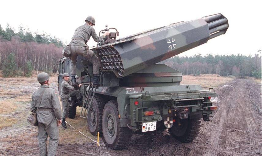 Германия связывает своё будущее с ростом военного могущества
